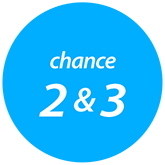 chance2and3