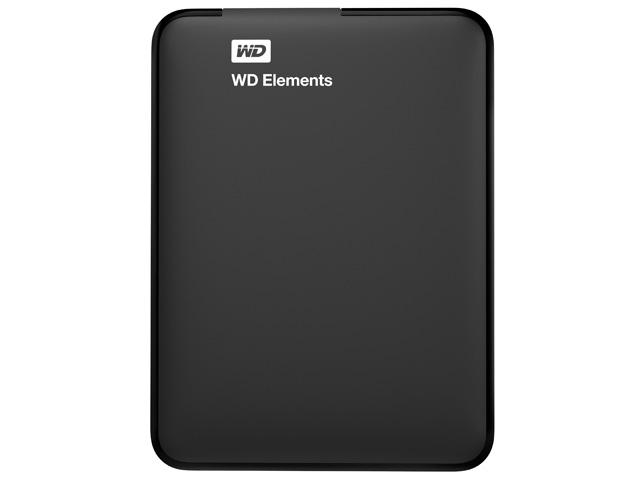 WD Elements Portable 正面