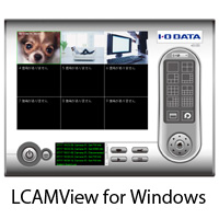 LCAMView for Windows