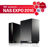 WD® presents NAS EXPO 2016 秋