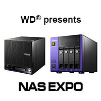 「WD® presents NAS EXPO 2015 秋」