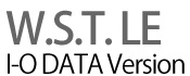 W.S.T. LE I-O DATA Version