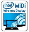 インテル(R) WiDi Wireless Display