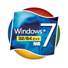 Windows7(32bit版/64bit版)に対応