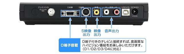 HVT-T100   録画テレビチューナ...