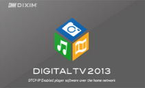 DiXiM Digital TV 2013 for I-O DATA