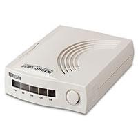 56k V90プロトコルに対応した外付BOX型DFML-560EMシリーズ