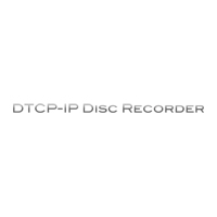 DTCP-IP Disc Recorder