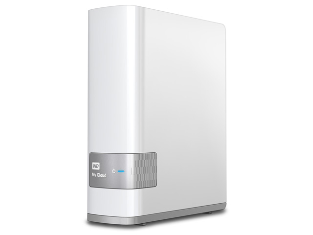 WD Cloud 斜め