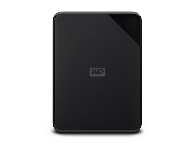 WD Elements SE Portable 正面(共通)
