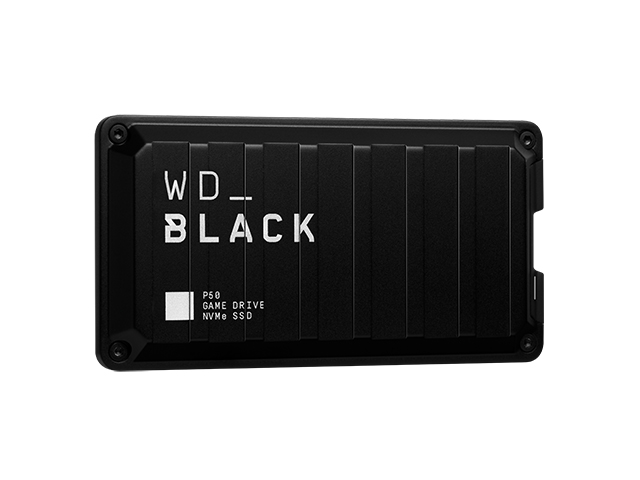 WD_Black P50 Game Drive SSD 右振り斜め